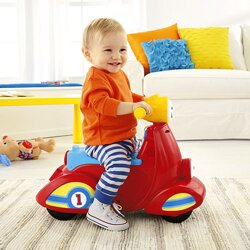 Fisher Price Laugh & Learn Smart Stages Hovoriaci skúter SK