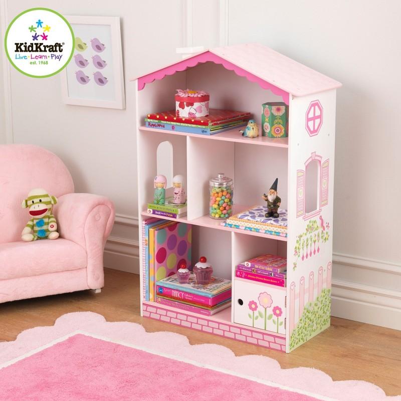 Chambre Fille Kidkraft : Kidkraft detská knižnica aj domček pre bábiky
