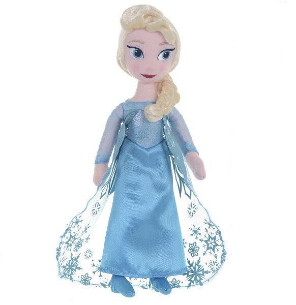 Disney Frozen plyšová bábika ELSA 27cm 97134c8be38