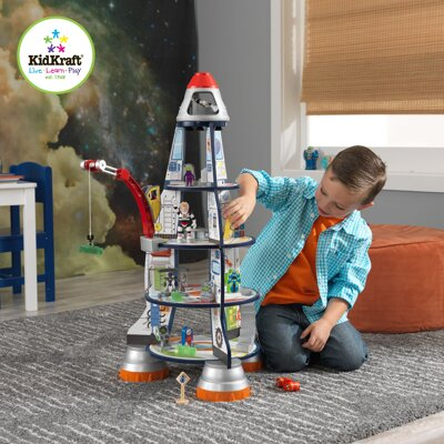 KidKraft hrací set ROCKET SHIP