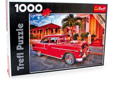 "Small Foot Puzzle ""Oldtimer Chevrolet"" 1000 ks"