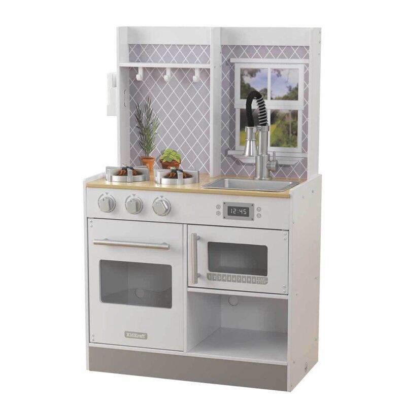 40c2fafc811 KidKraft detská kuchynka Poďme Variť
