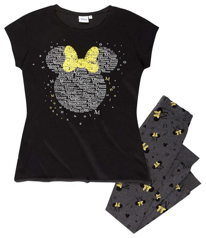 Disney Minnie dámske pyžamo 1a74c6c37aa