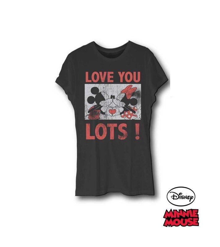 3ada89f40 Disney Minnie dámske tričko s krátkym rukávom