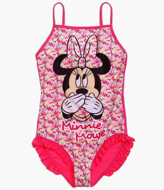 f0591943c Disney Minnie Jednodielne plavky ružové