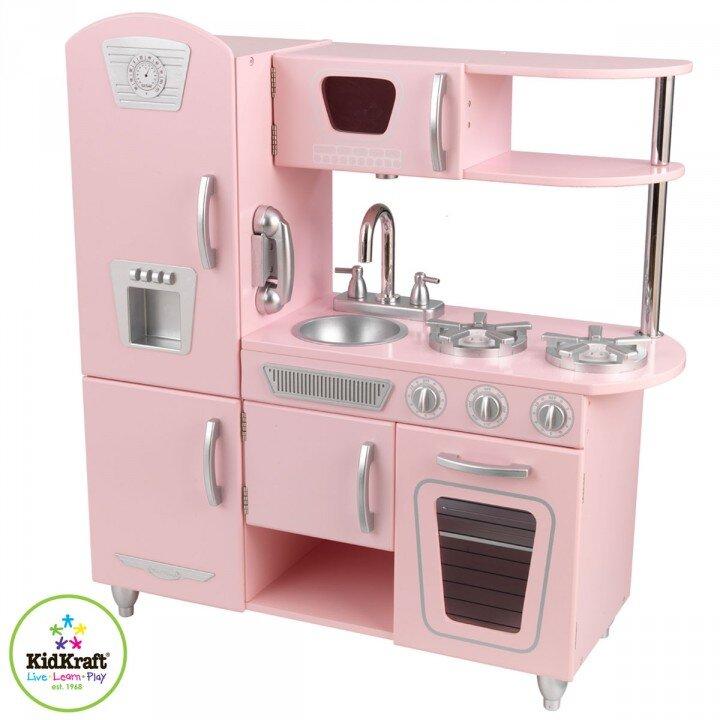 e2511f7b891 KIDKRAFT detská kuchynka VINTAGE PINK