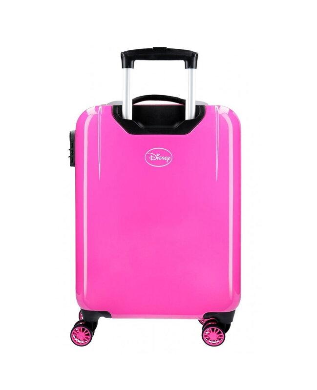 4fb1e98dcd1f9 Disney Minnie Detský cestovný kufor ABS na kolieskach