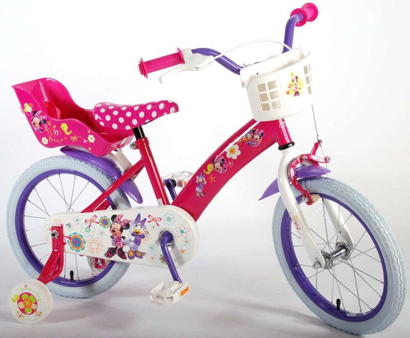 982be77967d3 Disney Minnie Mouse detský bicykel 16