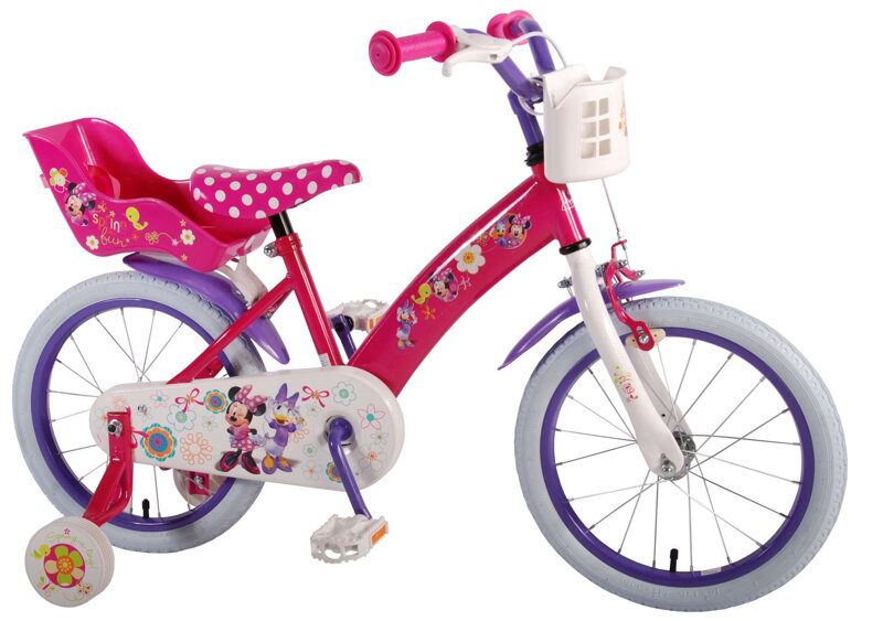 76c5370e794d Disney Minnie Mouse detský bicykel 14
