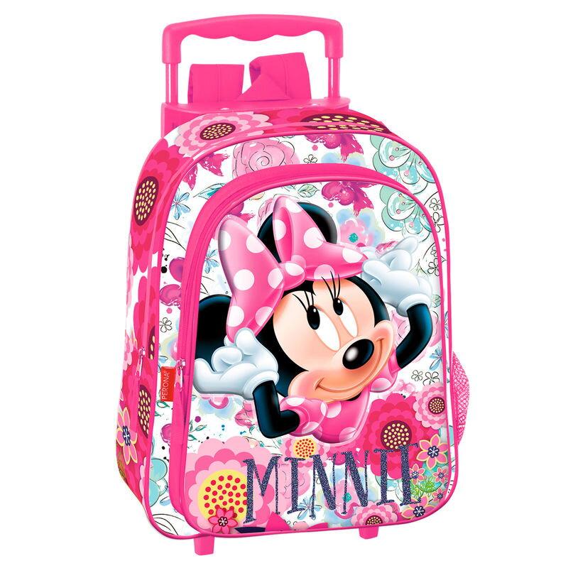 c7acbaffa8 Perona Disney Minnie školský batoh na kolieskach