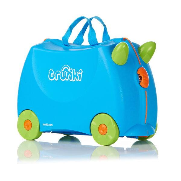 1b2bb869fa50d Trunki detský cestovný kufrík na kolieskach - Terrance