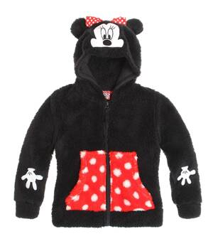 Disney Minnie Mouse bunda Coral