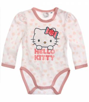 Disney body HELLO KITTY biele