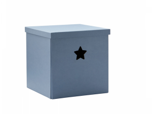 Kids Concept Krabica Star Blue